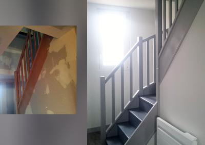 Rénovation peinture intérieure
