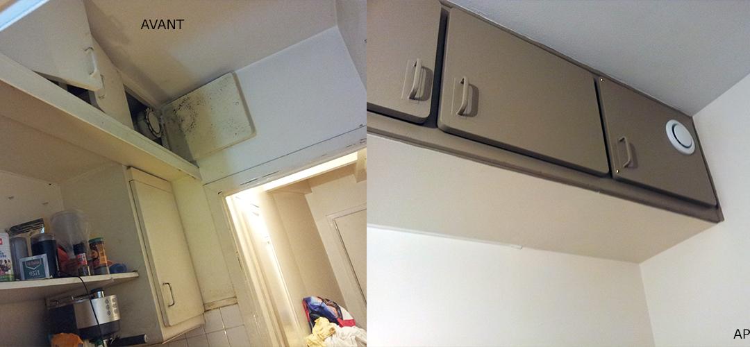 Rénovation intérieure appartement
